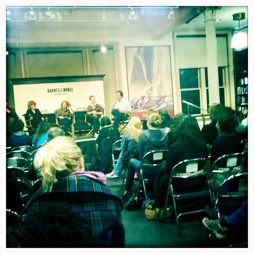 NYC Teen Author Festival 3