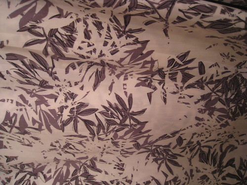purple gray black white rayon blend