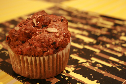 Foxcroft & Ginger superfood muffin