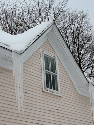 Angles and icicles