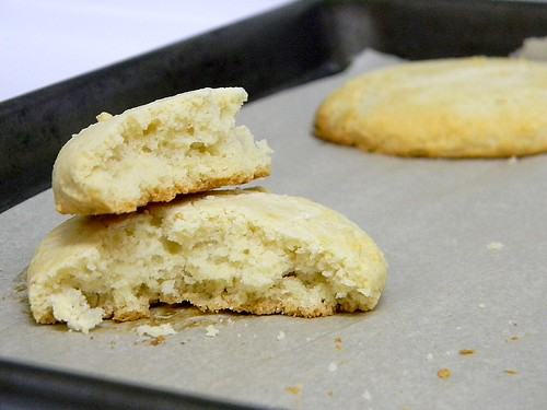 Gluten-Free Baking Powder or Soda Biscuits (GFCF) – Z's Cup of Tea