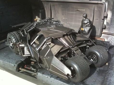 BANDAI Batmobile