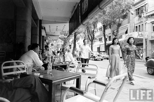 Đường Tự Do, Sài Gòn, 1961