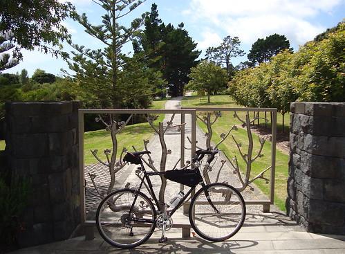 Wainoni Park Entrance