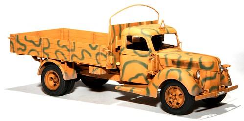 ICM Ford 3500 1941