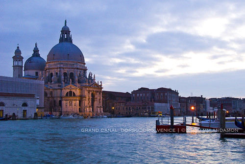 Santa Maria della Salute (as viewed from Piazzetta San Marco)