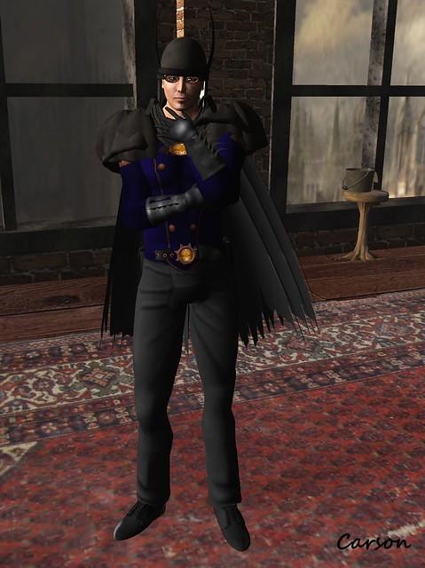 22769 -Vintage Bat Outfit