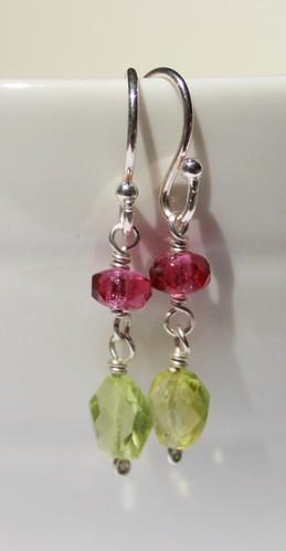 Etsy chickadeedeejewelry Sweet Spring Earrings $15