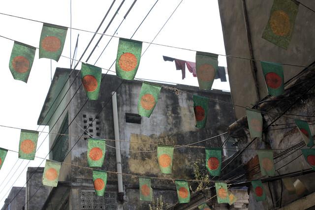 flag garlands