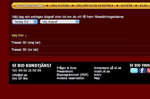 Stort filmutbud i Stockholm