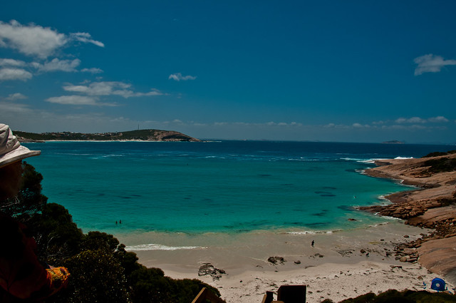 The other end of West Beach, Esperance
