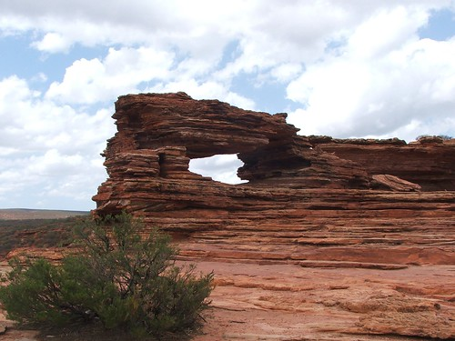Kalbarri's Window Rock