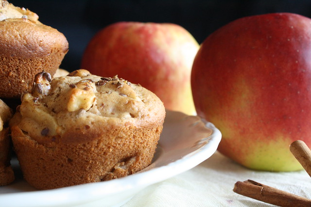 Apples and Muffins