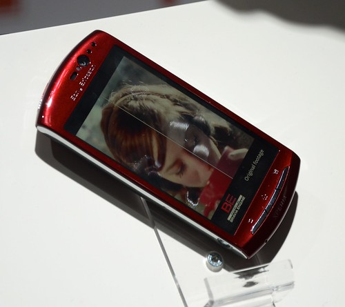 MWC 2011 Sony Ericsson XPERIA Play и другие