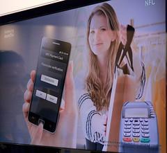 Samsung et NFC
