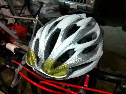 Ice Helmet!