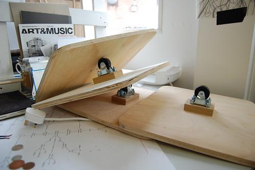 Boards, Pre-Use