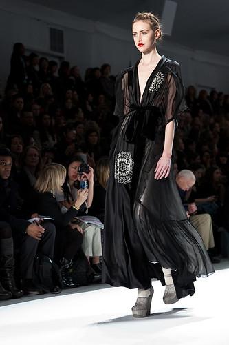 New York Fashion Week Fall 2011 - Nanette Lapore 45