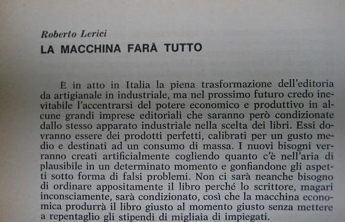 Alla ricerca del tempo libero, a cura di Ettore Albertoni, Leone Diena, Adriano Guerra, Tamburini editore 1964, copertina e impaginazione di Laura Mazzi: p. 106 (part.)