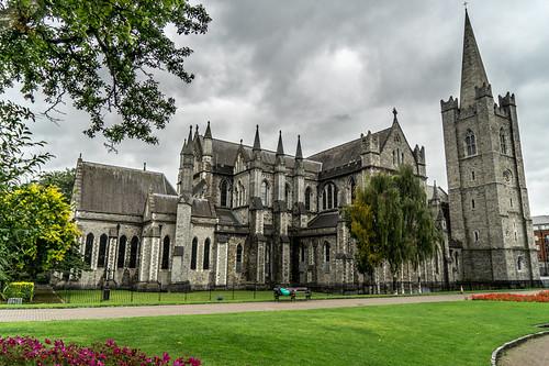 Cathédrale Dublin
