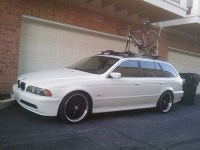 FS: Thule Roof Rack for E46 or E39 Touring - ChiTown ///M ...