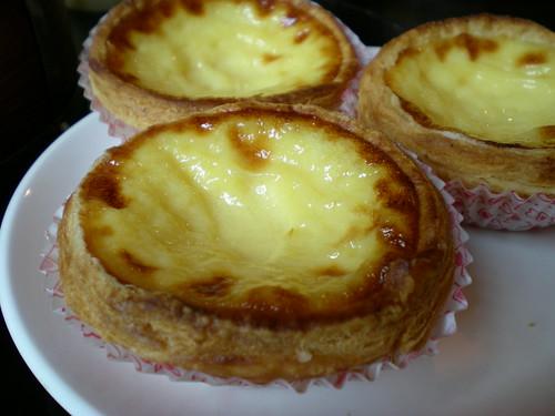 Mitsu - portuguese egg tarts