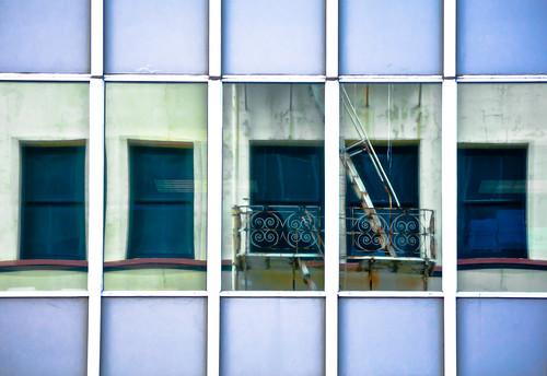 Escape Reflect in the Windows 1 of 2