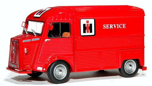 Replicagri Citroën H service