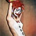 """Cast of Clown II - """"The Boxer"""""""