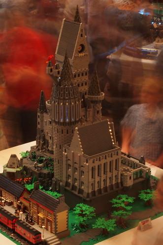 Hogwarts Castle, Brickvention 2011