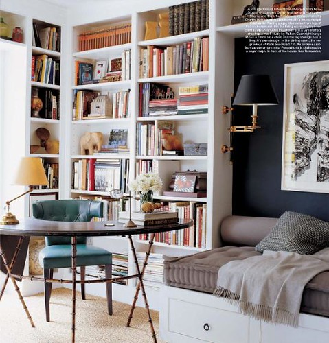 elle decor library