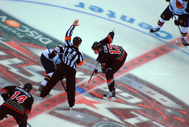 hockey: thrashers @ canes