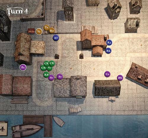 Battle Report - Turn 4