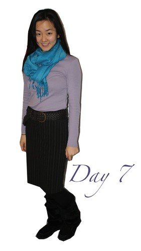 30 for 30 challenge - daily outfit - feb 8