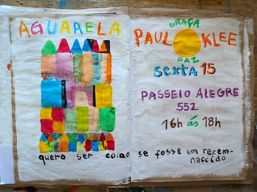 Atelier Paul Klee / Paul Klee childrean workshop