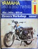 Yamaha 250 & 350 twins by orb1806
