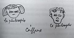 """Roland Barthes, I carnet del viaggio in Cina, ObarraO edizioni 2010; [resp. grafica non indicata], alla cop.: """"Paolo Ferrari, Raddoppio su-figura, 2010; p. 63 (part.), 1"""