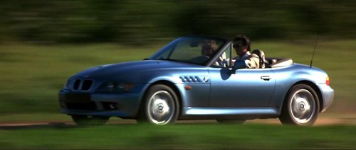 BMW Z3: El Auto de James Bond en GoldenEye