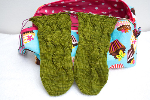 Gush Socks - Clue 2