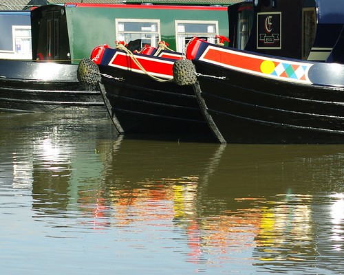 20110306-27_Narrow Boats - Napton Marina_Oxford Canal by gary.hadden