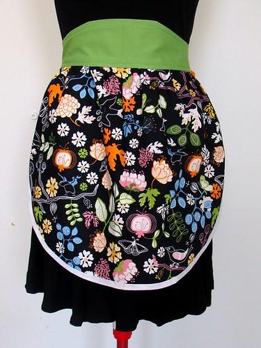 sew weekly apron