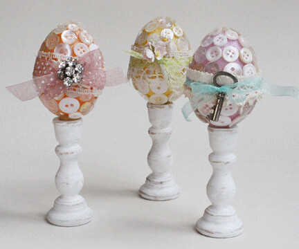 upcycled eggs