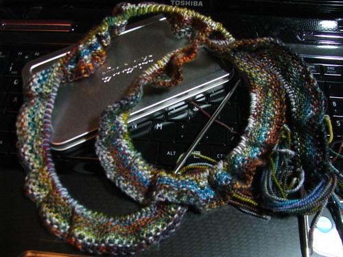 Linen Stitch Knit Vs Weave
