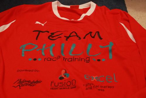 Team Philly Race Training