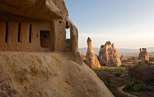 Tufa Towers, Cappadocia