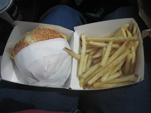"The ""Six Dollar Burger"" not bad"