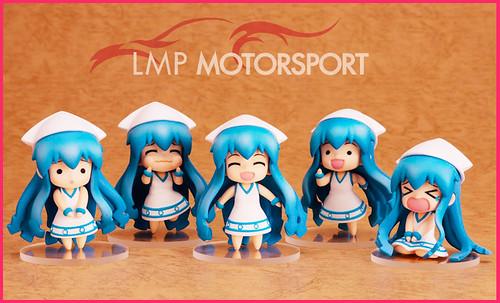 Nendoroid Petit Ika Musume