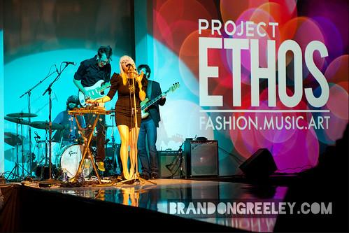 ROBOTANISTS @ The Avalon Hollywood / LA Fashion Week - 3.12.2011