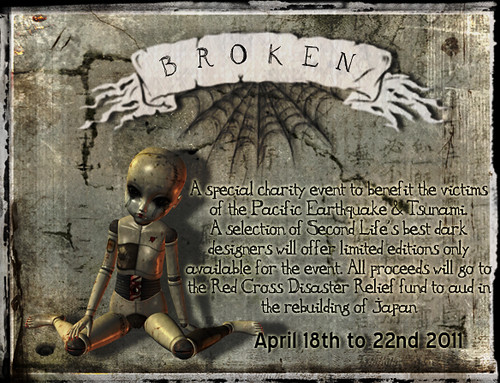 Dead Dolls Broken Event