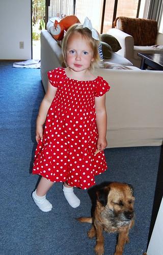 Minnie Dress 2
